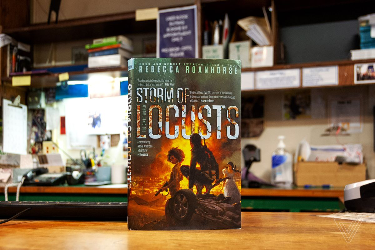 Storm of Locusts is like American Gods meets Mad Max: Fury