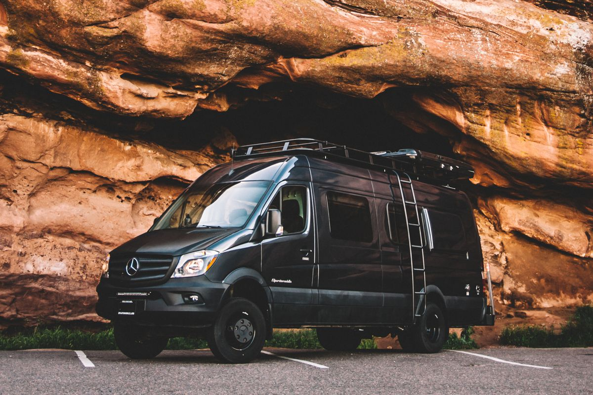 Mercedes Sprinter Rv >> Rv Class Types Explained A Guide To Every Category Of Camper Curbed