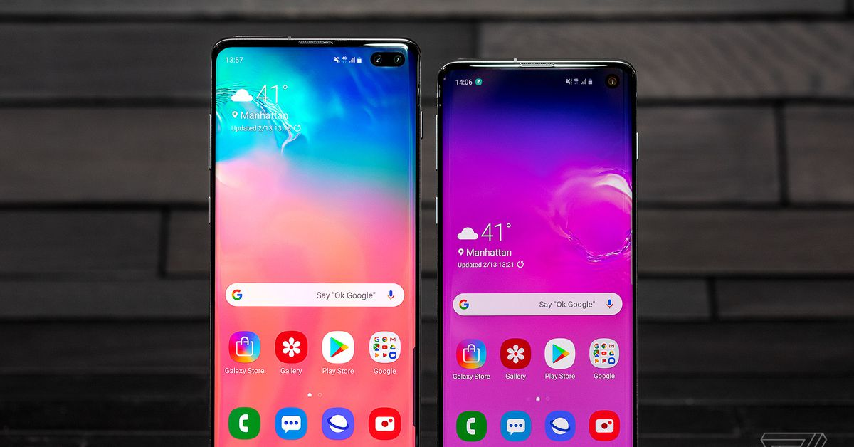 Samsung will Include Preinstalled Screen Protector on Galaxy S10 and S10 Plus