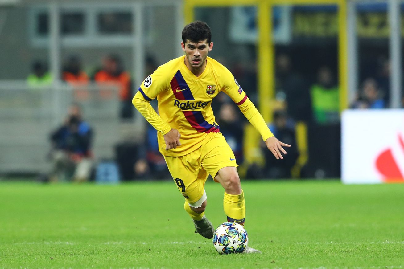 Carles Aleñá move to Real Betis almost sealed - report