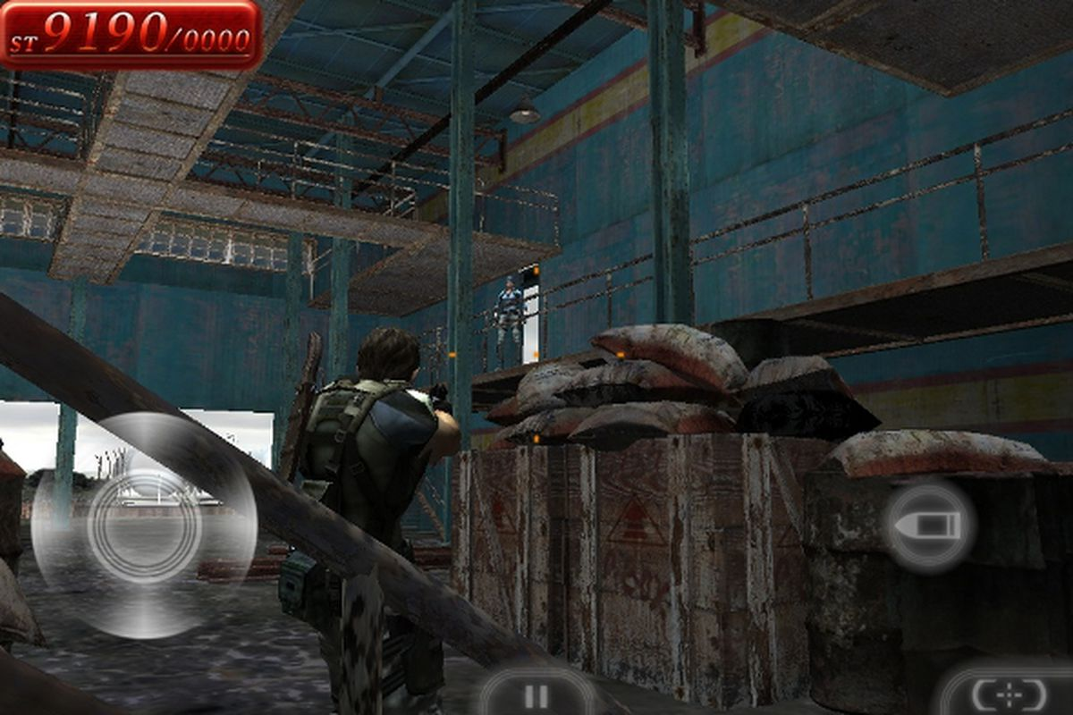 Resident Evil Vs