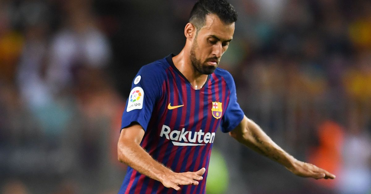 FC Barcelona News: 20 August 2018; Sergio Busquets Signs Improved Deal