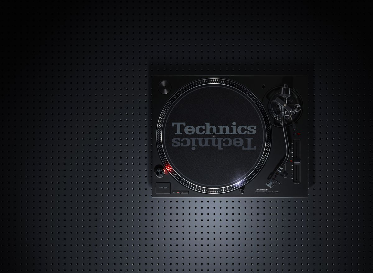 Technics announces a new SL-1200 turntable for DJing - The Verge