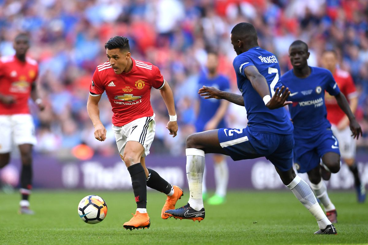 Chelsea 1-0 Manchester United, FA Cup final: Tactical ...
