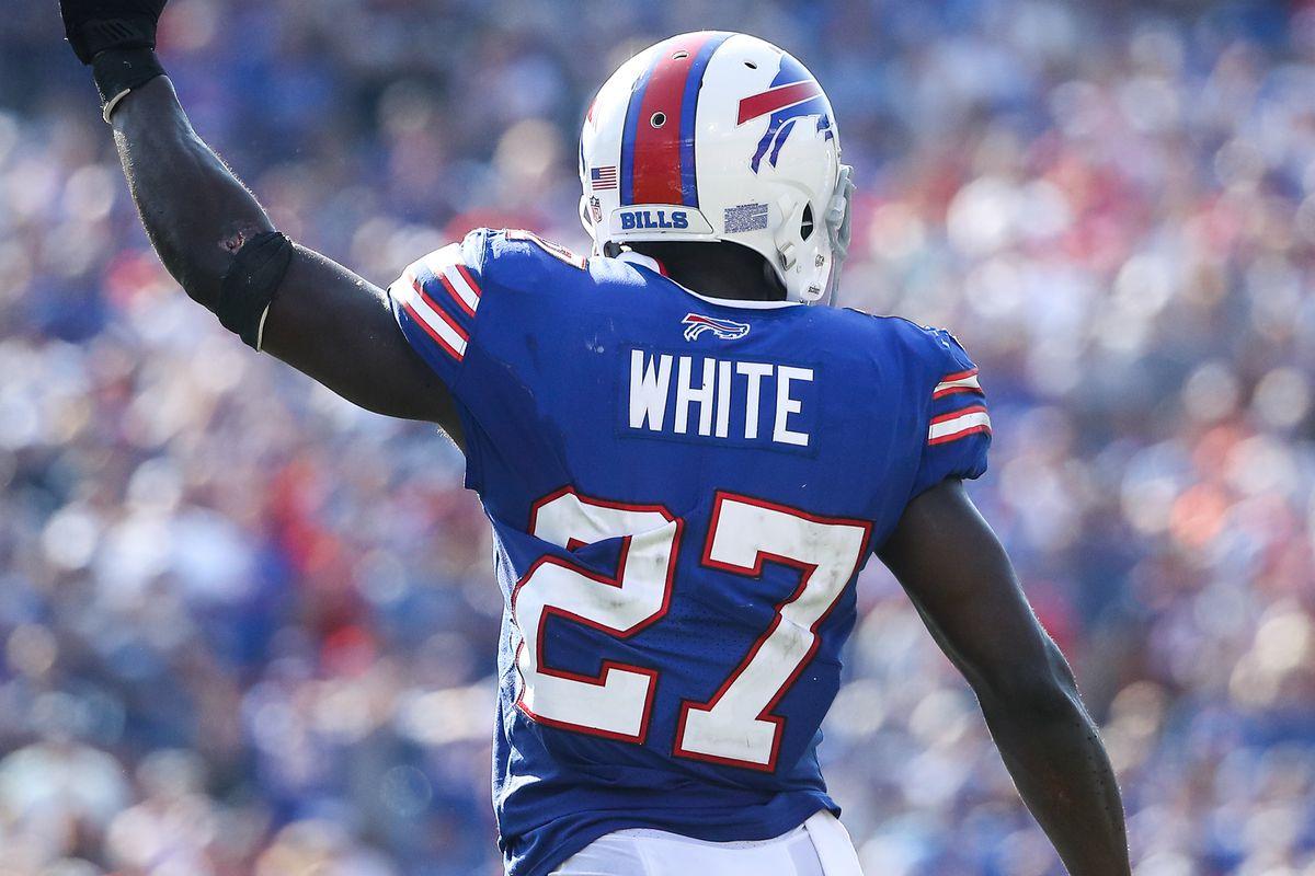 Micah Hyde Tre Davious White lead Buffalo Bills 2017 mid season