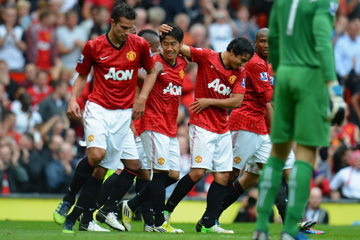 Which United player impressed the most versus Everton and Fulham?
