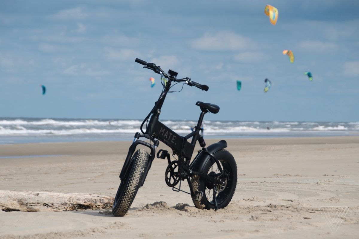 Electric Road Bike Reviews Prices Specs Videos Photos >> Having Too Much Fun On A Mate X Electric Folding Bike The