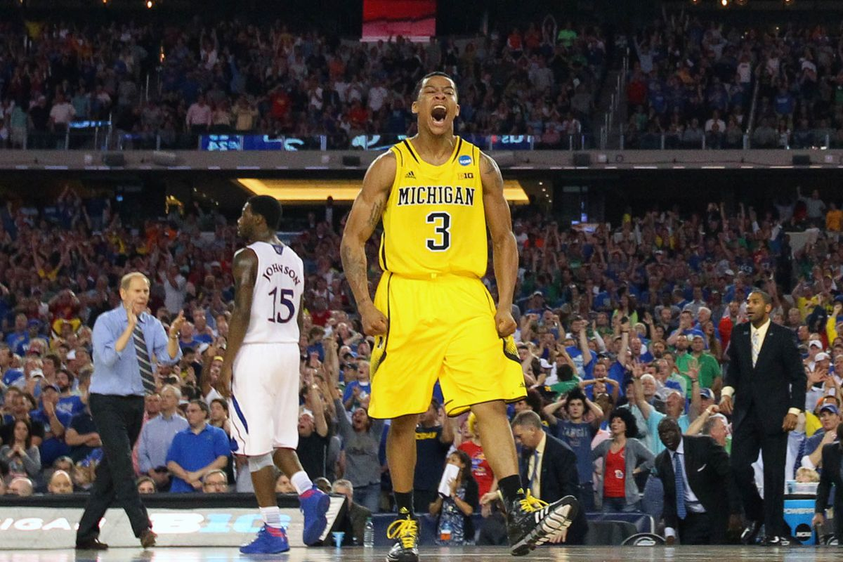 Does Trey Burke have enough magic left to get Michigan to the Final Four?