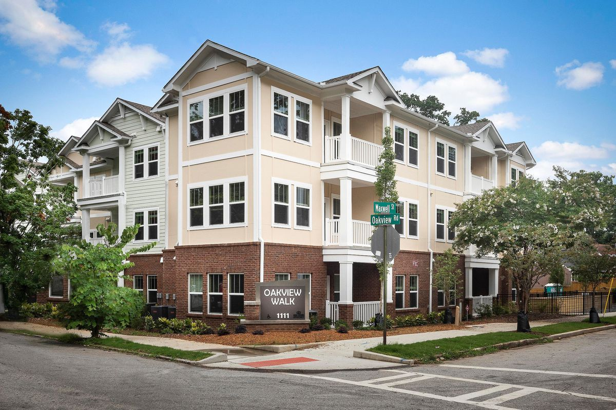 Decatur's three-pronged affordable housing push wraps with ...