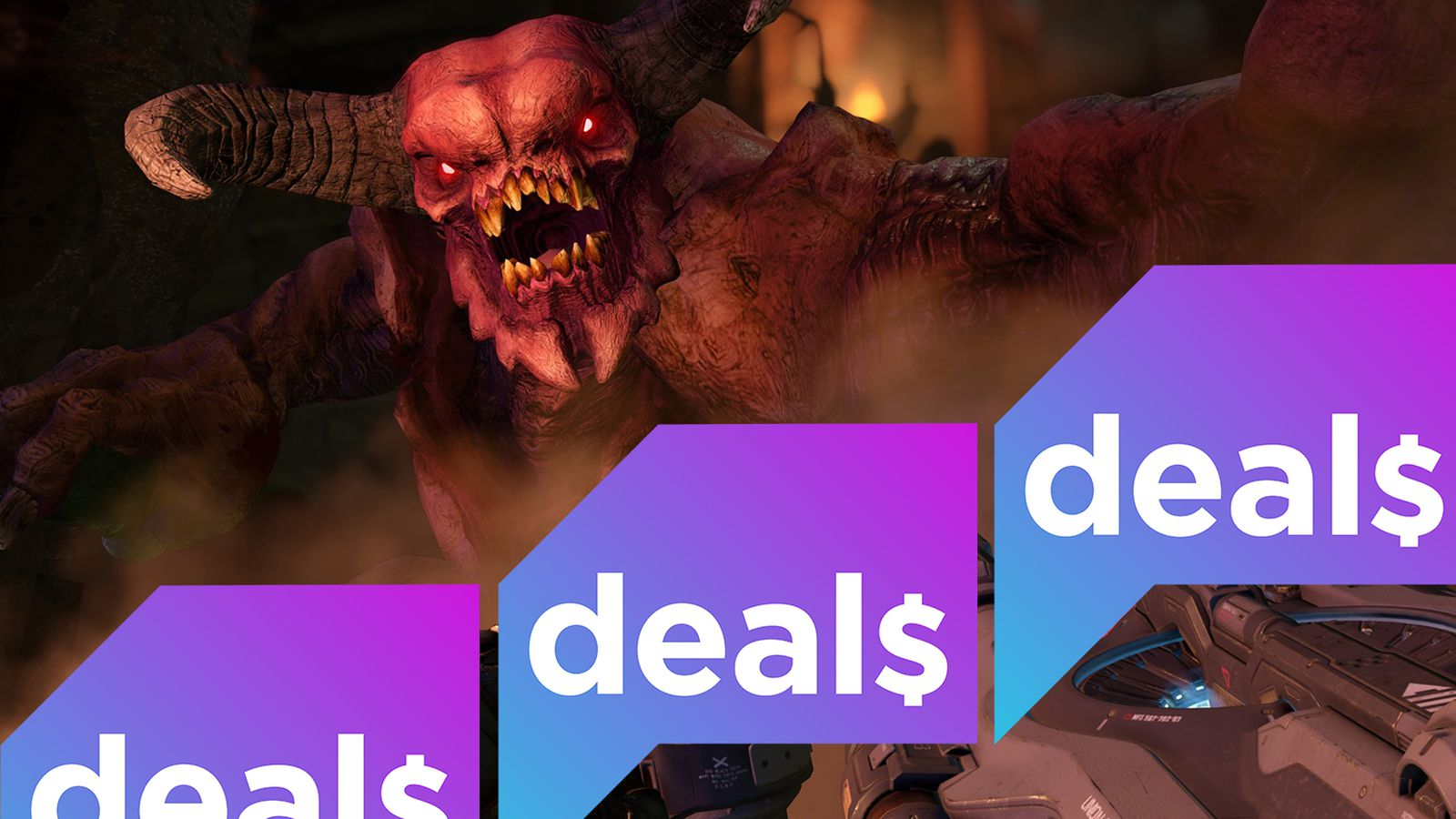 Big discounts at the Green Man Gaming Summer Sale, Doom markdowns, and more game deals