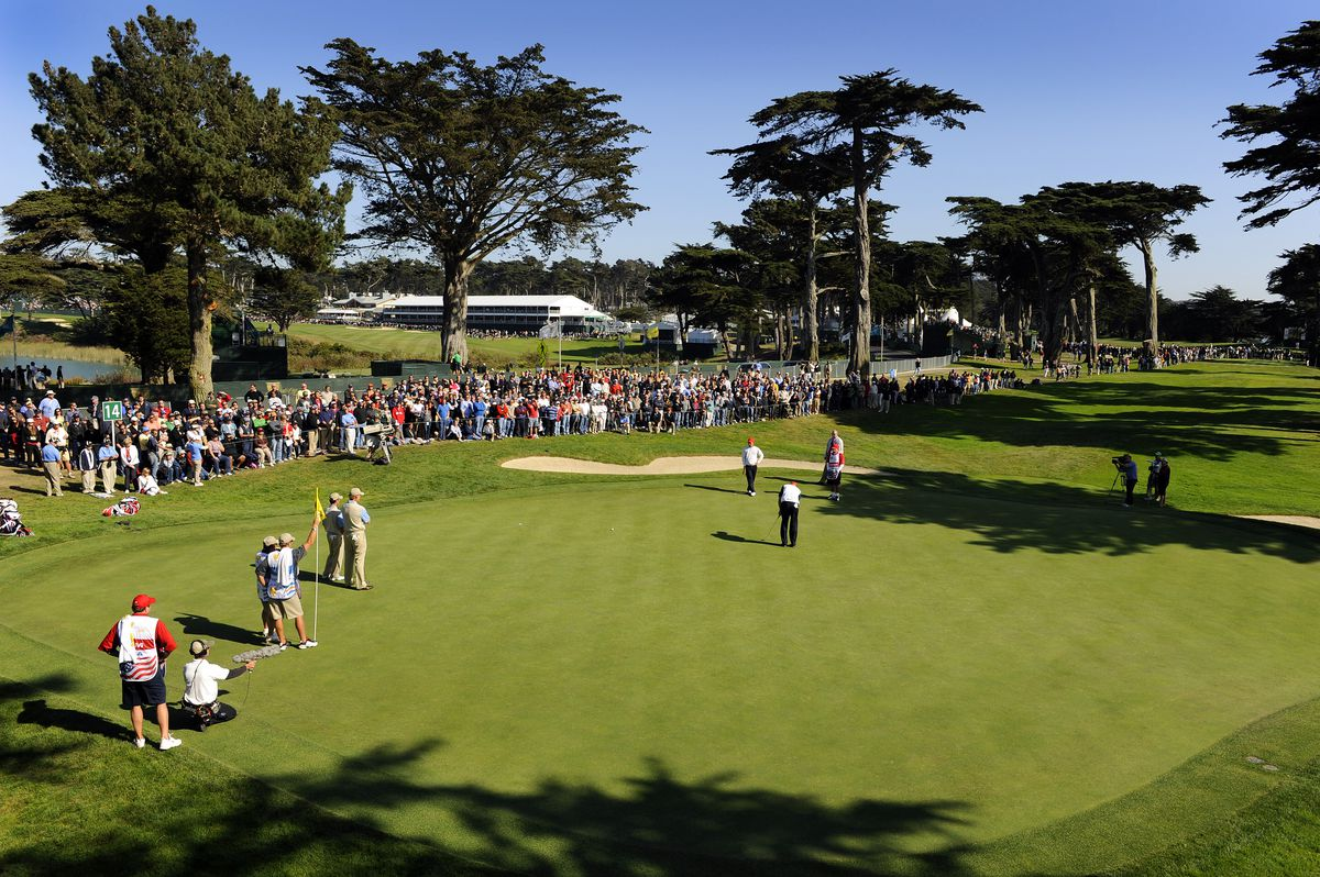 PGA TOUR - The Presidents Cup - Round Two