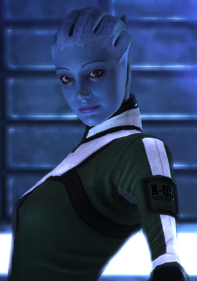 Mass Effect Andromeda Reveals That The All Female Asari Arent