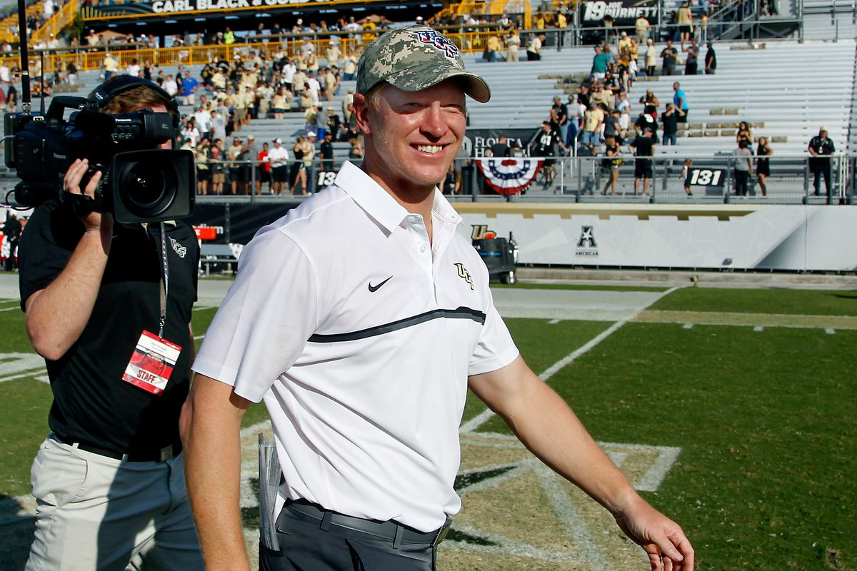 Meet Scott Frost: How his UCF offense works and why he\'s a hot name ...