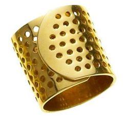 Jennifer Fisher Band-Aid ring