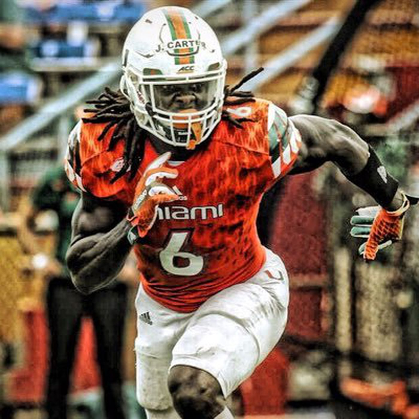 new products ef967 b8471 Season Review: Jamal Carter - State of The U