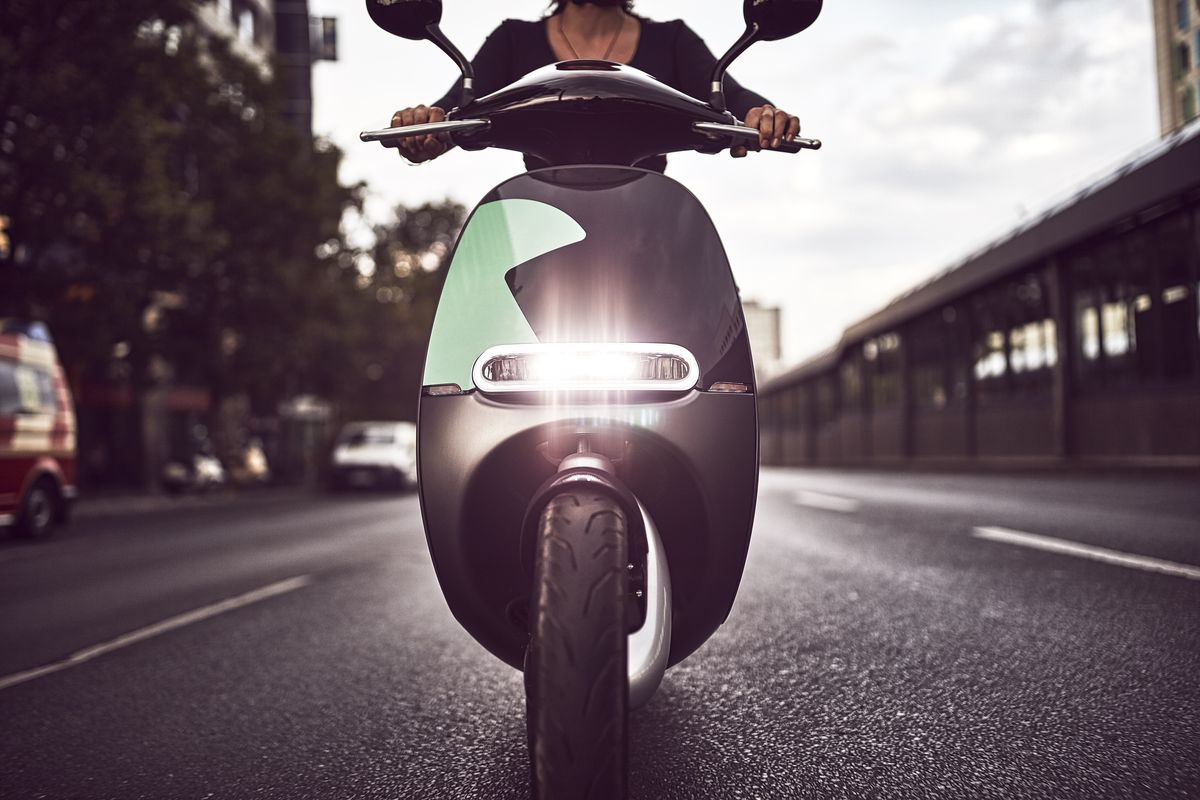 Gogoro Starts An Electric Scooter