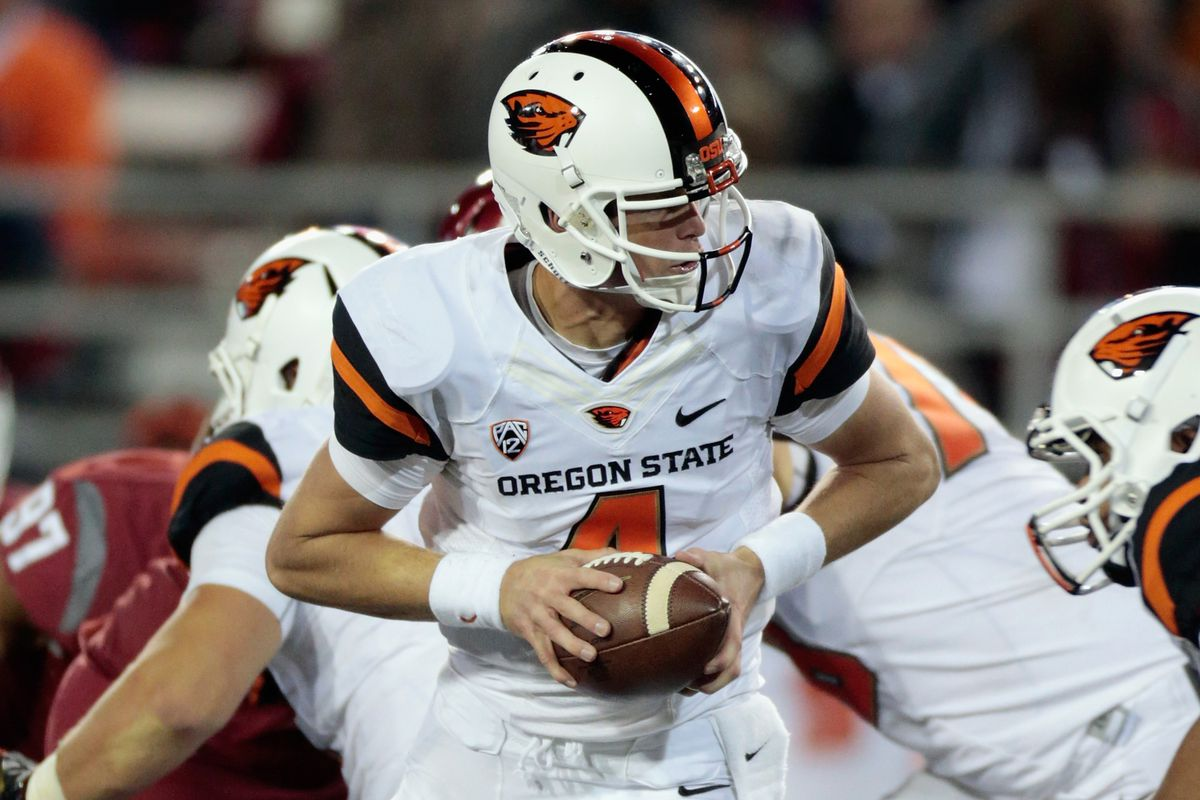 """Sean Mannion will be only 1 of many """"gun-fighter""""quarterbacks in Saturday Night Shootouts, as the Pac-12 plays in 7 games this weekend, 4 of them in the evening."""
