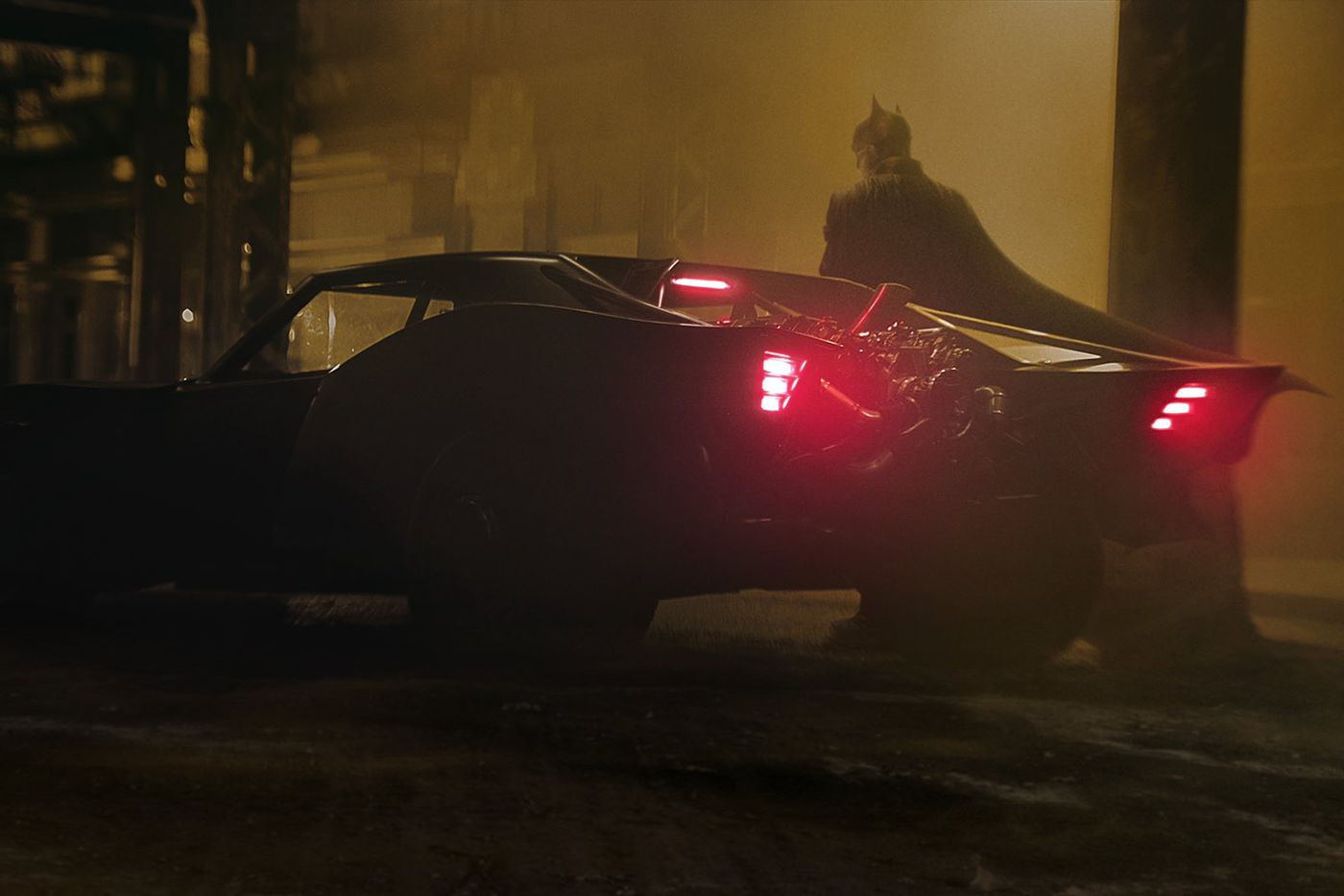 What Robert Pattinson S Batmobile Has In Common With Batman S Early Comics Cars Polygon