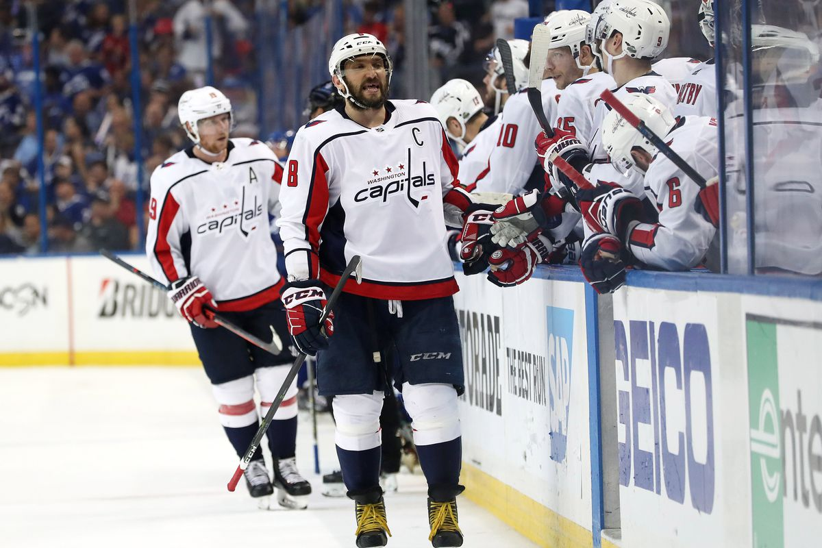 696861d76e4 Wednesday Caps Clips  Capitals   Lightning Game 7 Game Day - Japers ...