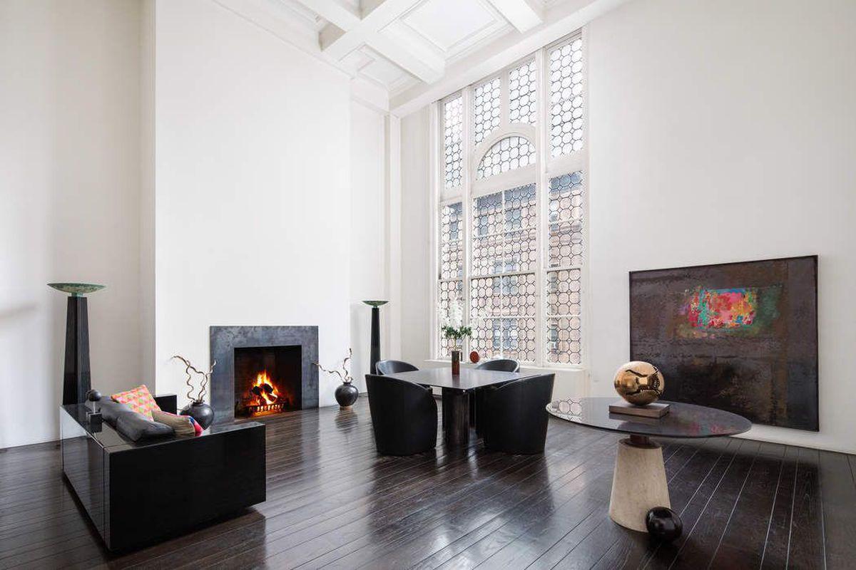 Massimo And Lella Vignellis Minimalist Upper East Side Home