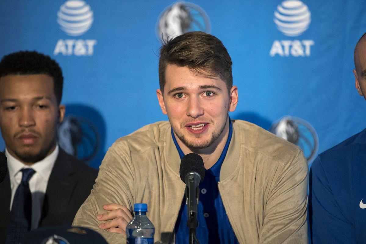 NBA: Dallas Mavericks-Press Conference