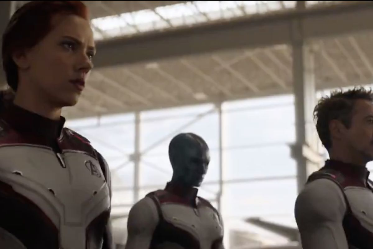"""""""Endgame"""" directors Joe and Anthony Russo were recently interviewed by Fox 5's Kevin McCarthy about the upcoming Marvel film."""