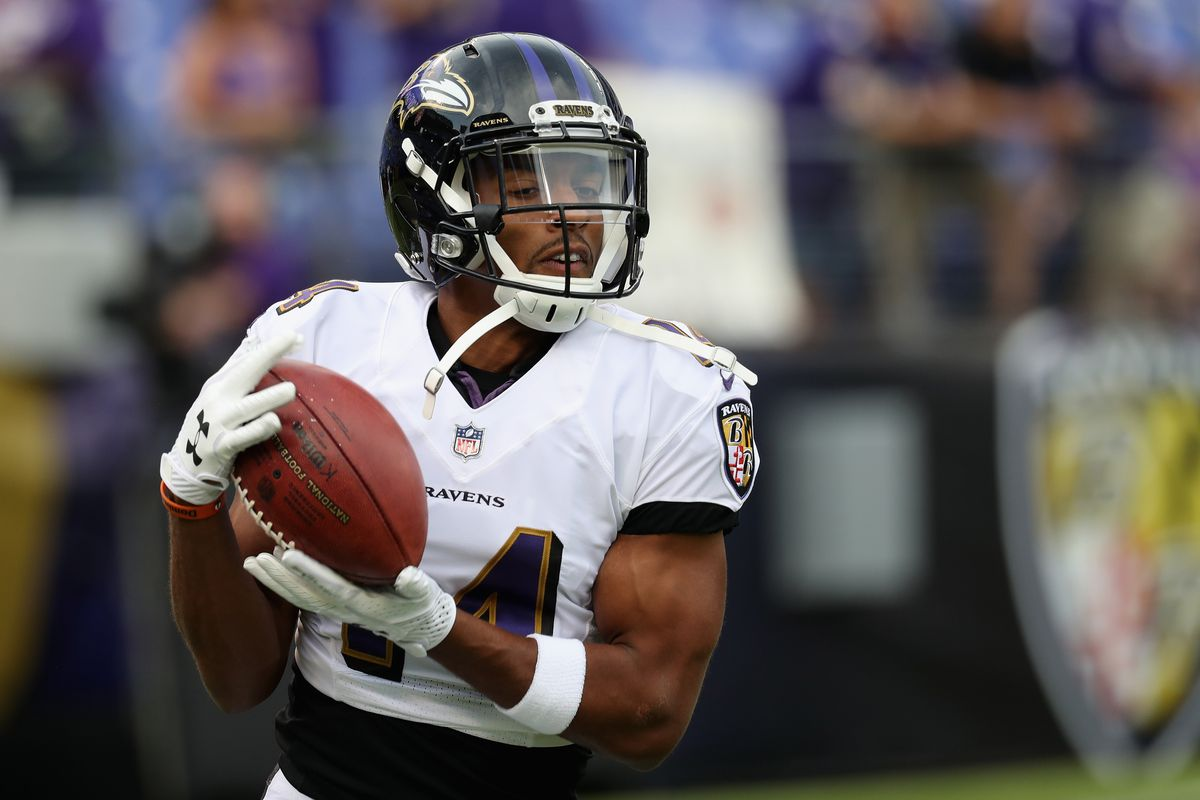 Former Ravens WR Keenan Reynolds signs with Seahawks - Baltimore ...