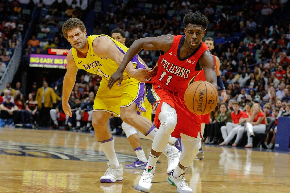 New Orleans Pelicans Attempt To Close Out Home Stand Against Los Angeles Lakers With Fourth Consecutive Victory The Bird Writes