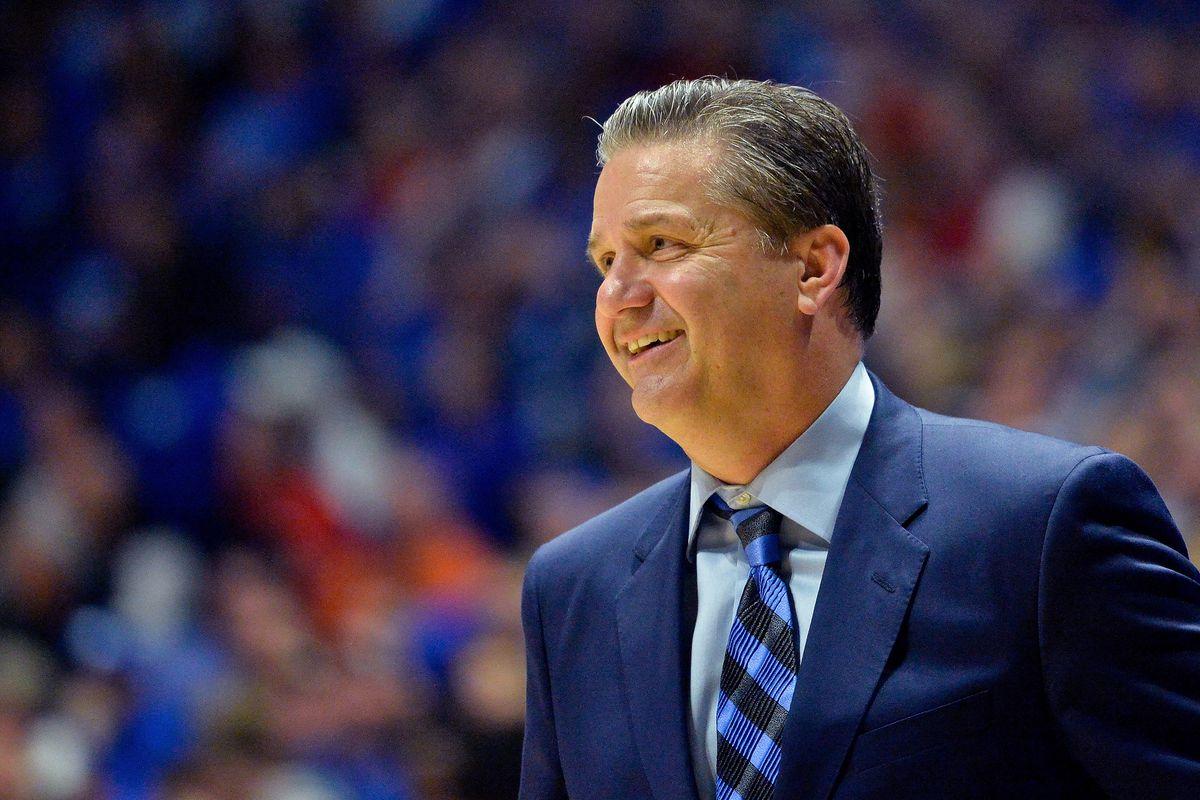 Kentucky Basketball Coach John Calipari Previews 2016 17