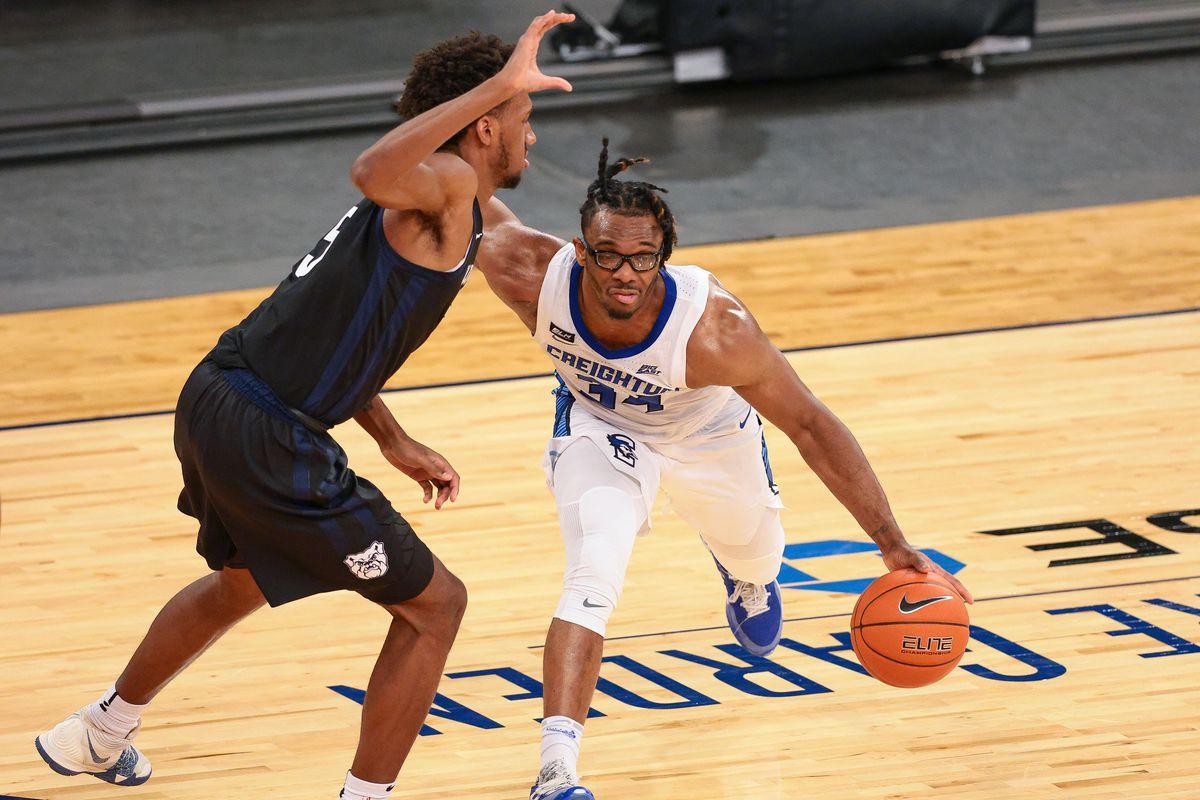 NCAA Basketball: Big East Conference Tournament-Creighton vs Butler