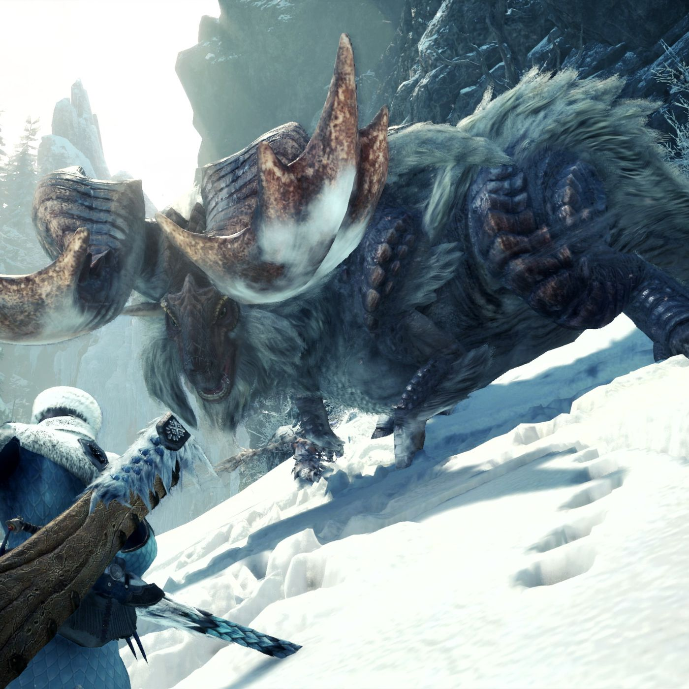 Monster Hunter World Iceborne Review Polygon