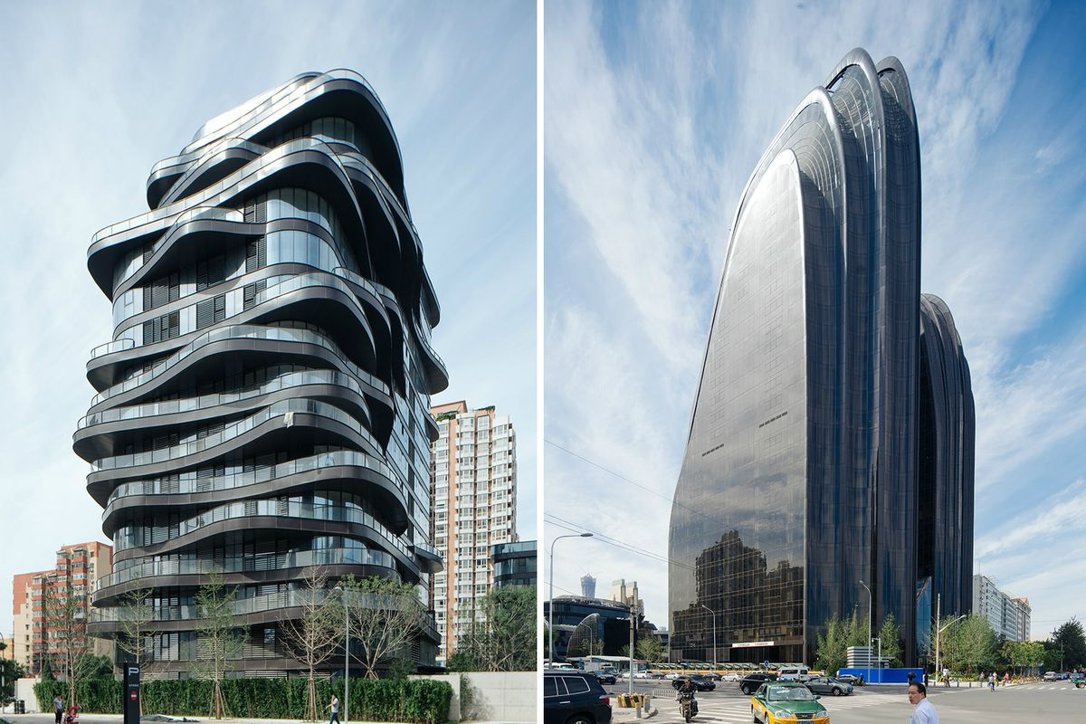 new office building by MAD Architects