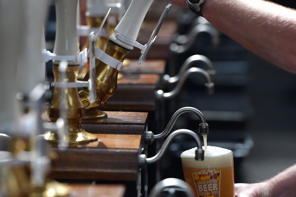 Olympia Hosts The CAMRA Great British Beer Festival