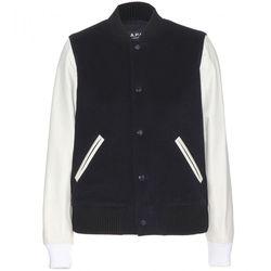 "A.P.C. 'Rizzo' jacket, <a href=""http://uscheckout.apc.fr/browse.cfm/4,4322.html?nav=women&subnav=casual-jac"">$660</a>"