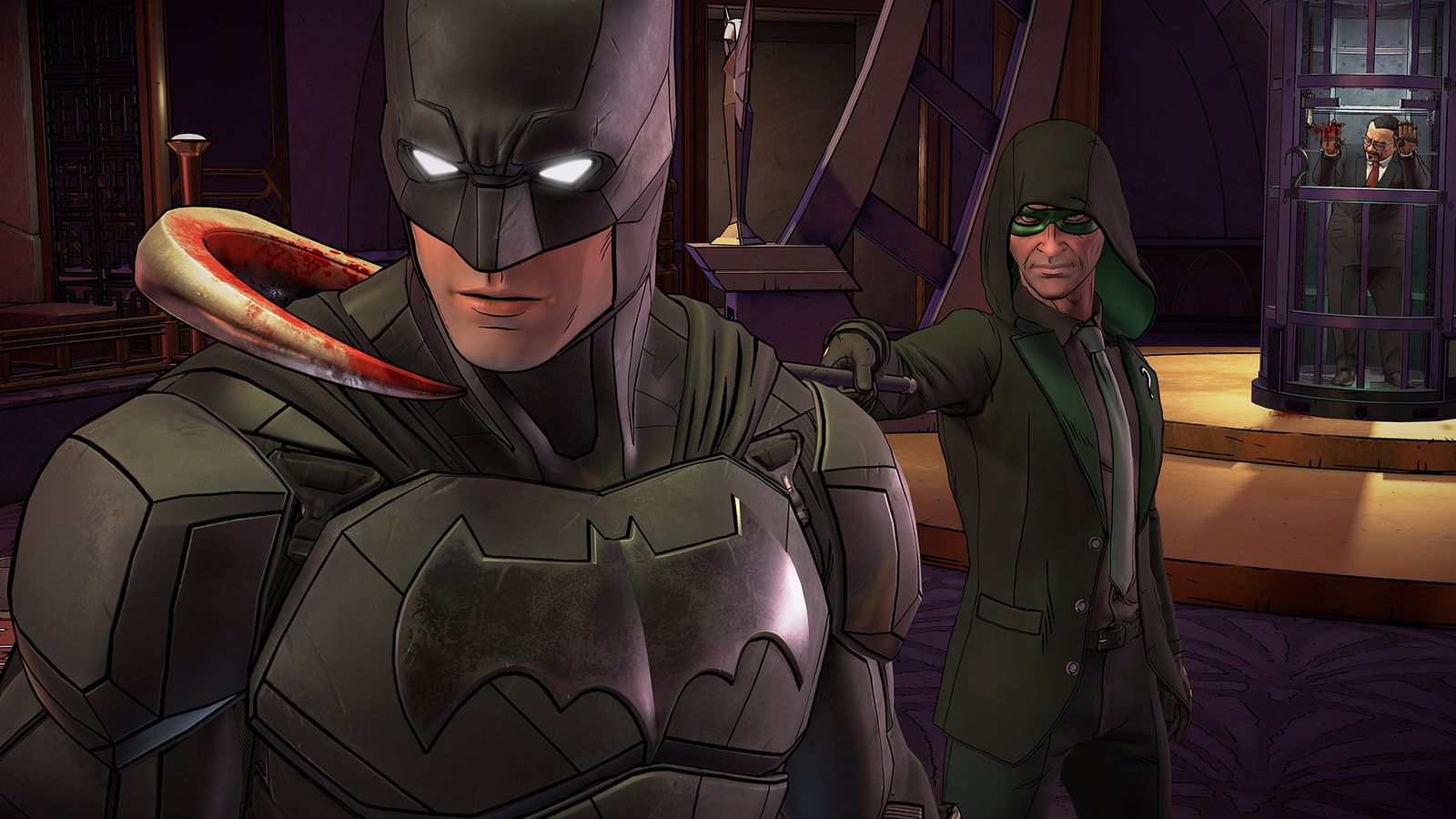Telltale Games announces new seasons of Batman, Walking Dead, and The Wolf Among Us