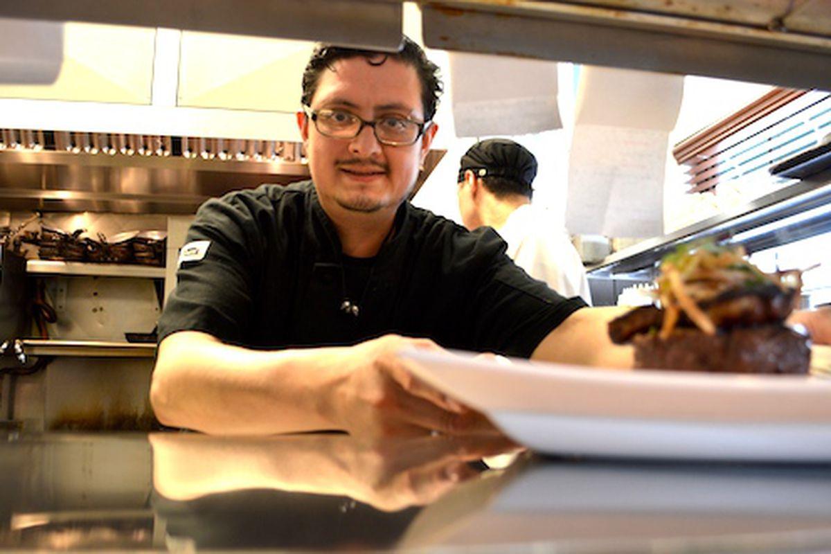 Chef Jose Vela
