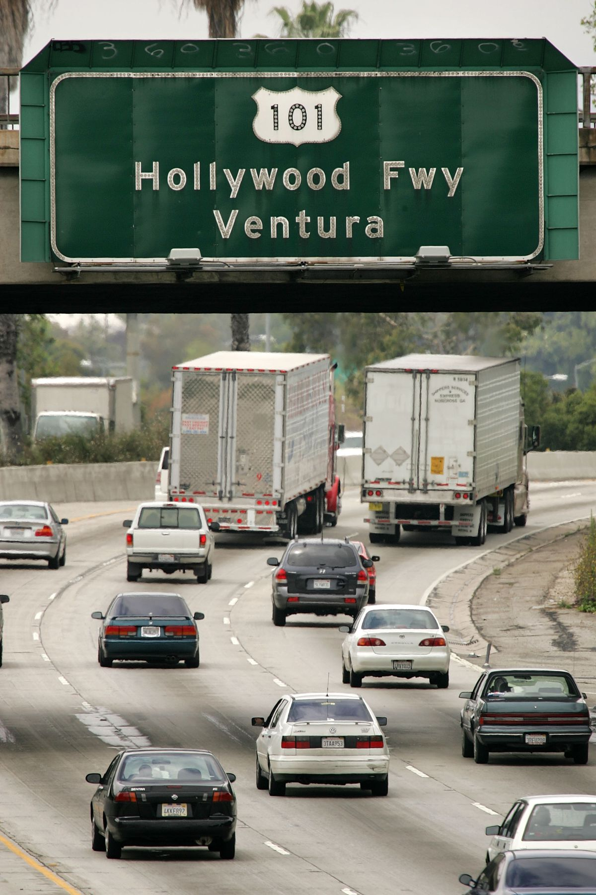 LA Tops List Of Cities For Worst Traffic