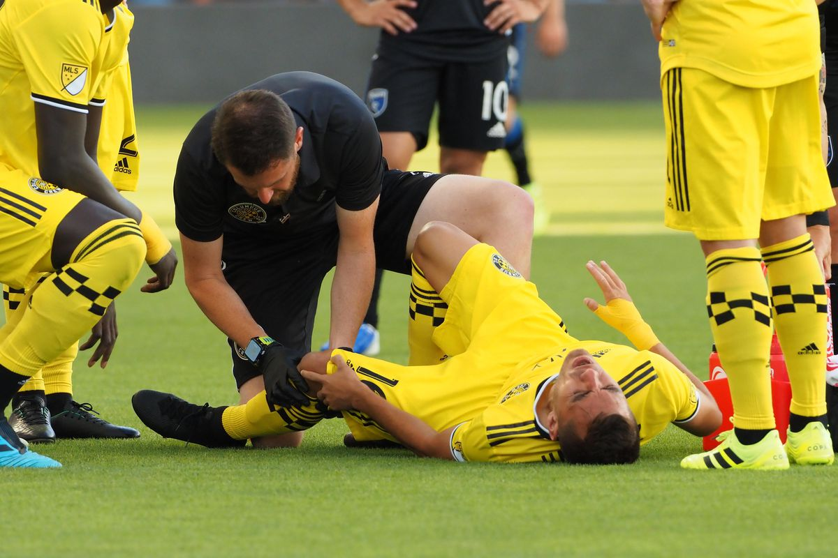 Columbus Crew to be without Hector Jimenez for at least five matches