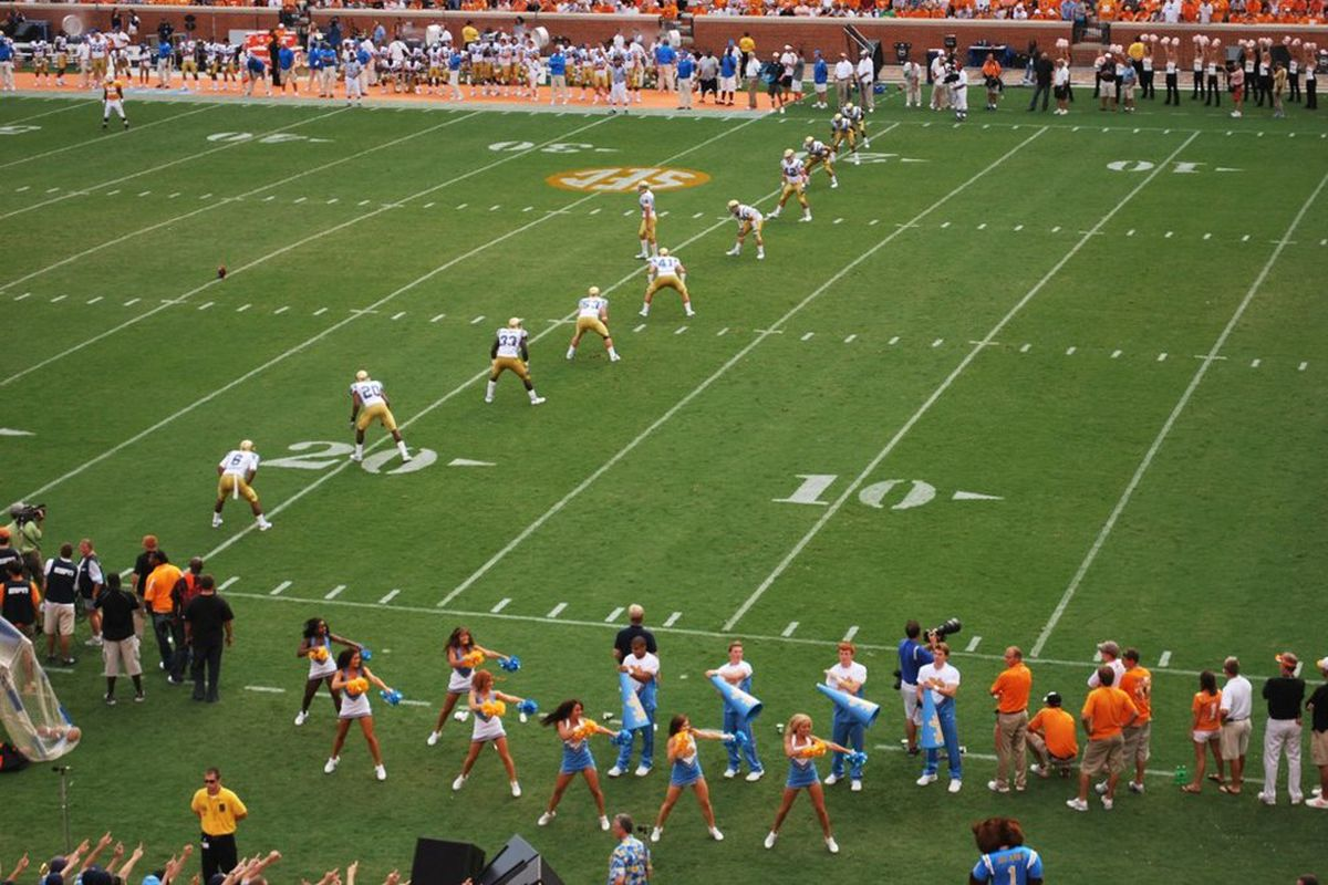 """Photo Credit: <a href=""""http://www.bruinsnation.com/2009/9/13/1028045/the-day-in-knoxville-with-pictures"""" target=""""new"""">uclaahy</a>"""