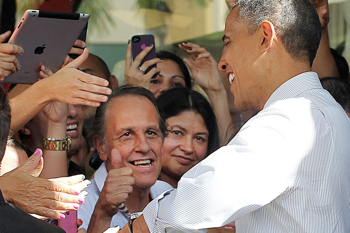 Thumbs up, President Obama.