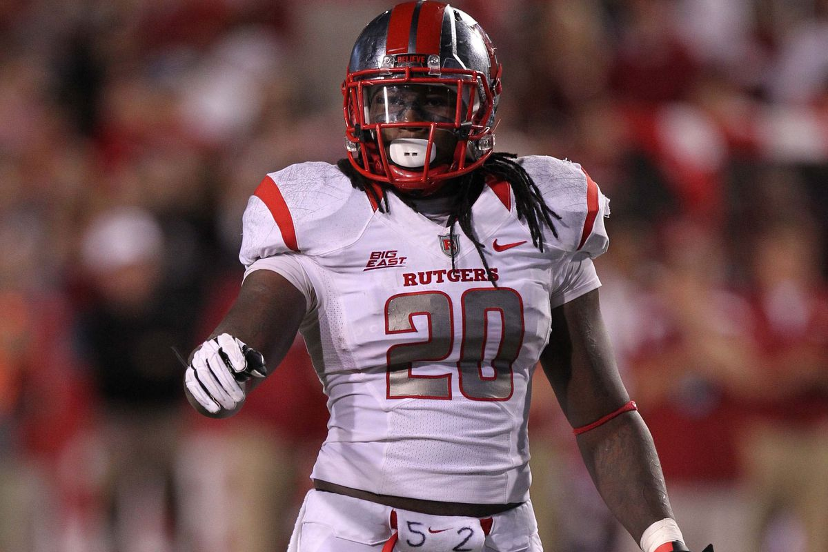 Khaseem Greene of Rutgers is among participants in the Senior Bowl