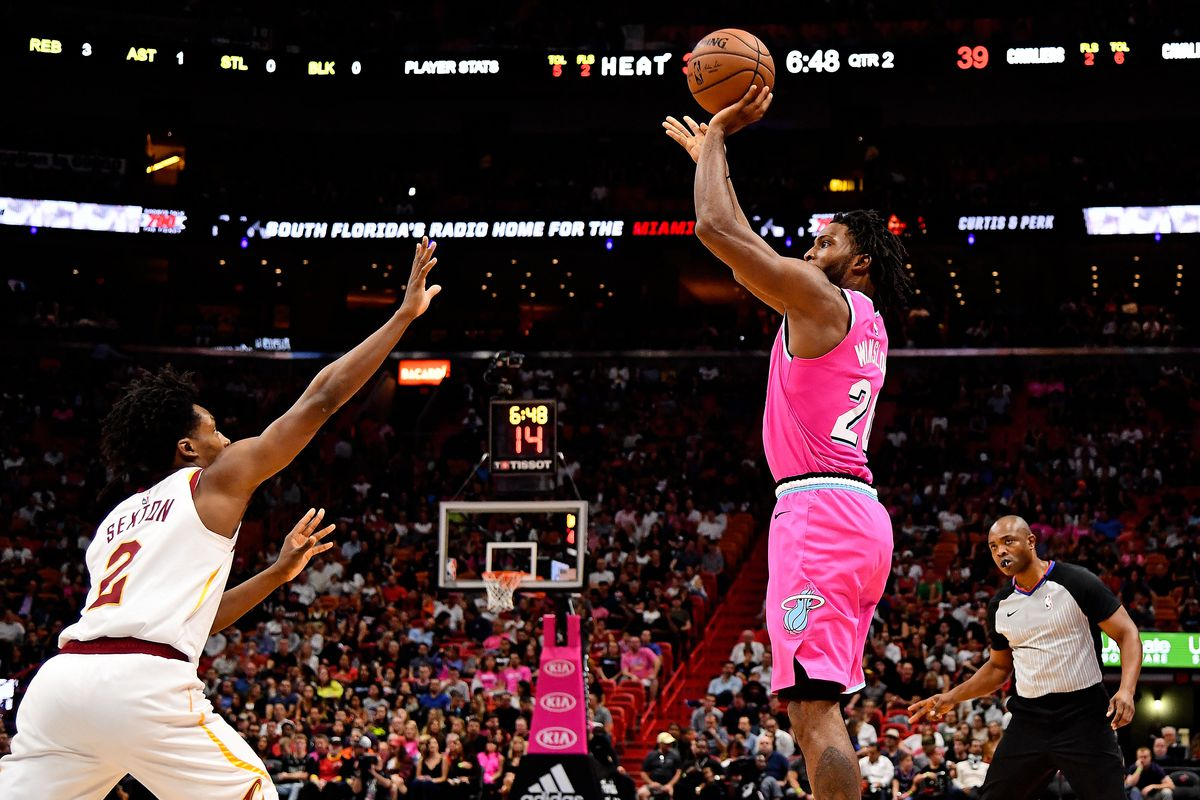 Final Score Heat Run Away From Cavs With 118 94 Victory Fear The Sword