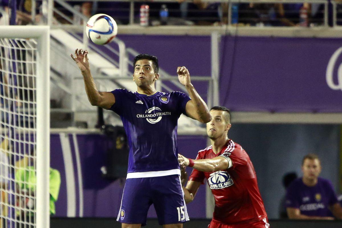 Ex-Union player Pedro Ribeiro now plays alongside MLS All-Star Kaka