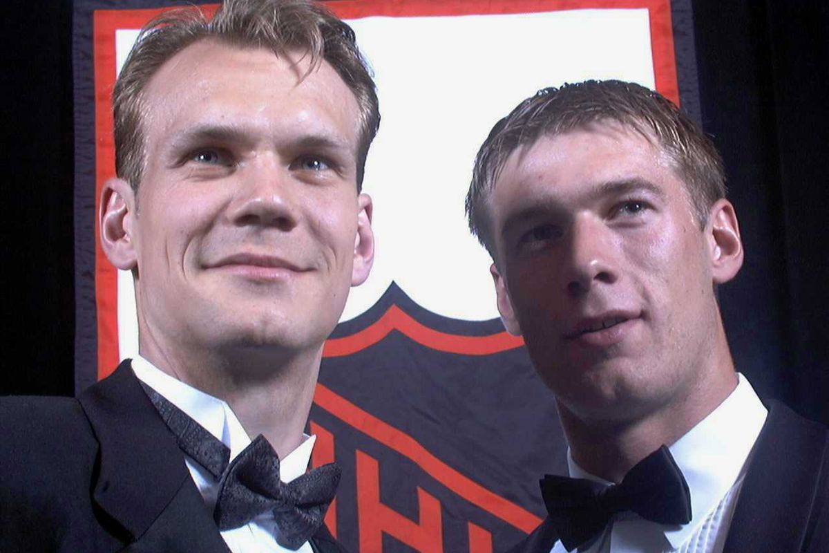Nicklas Lidstrom comments on infamous Dan Cloutier goal, Pavel Bure in recent interview