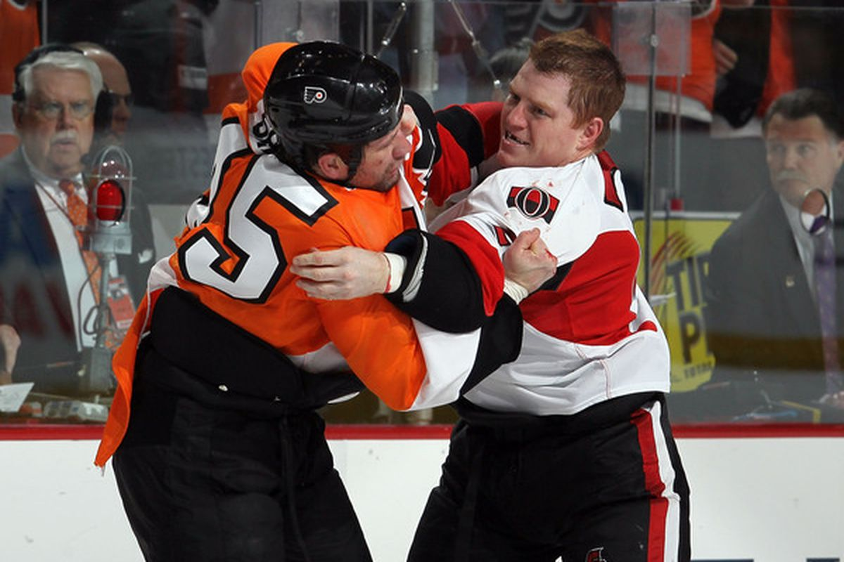Chris Neil is a valuable core player on the Ottawa Senators, but he's not nearly an untouchable.