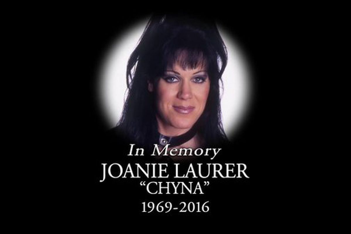 Backdoor To Chyna Pics this day in wrestling history (apr. 20): chyna passes away