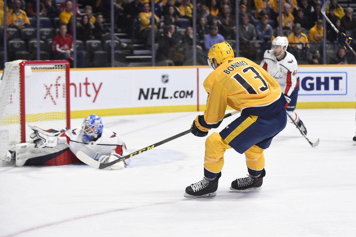 Capitals vs. Predators Recap  Nashville Preys On Washington s Sluggish Play  For 7-2 Victory 65f90336908