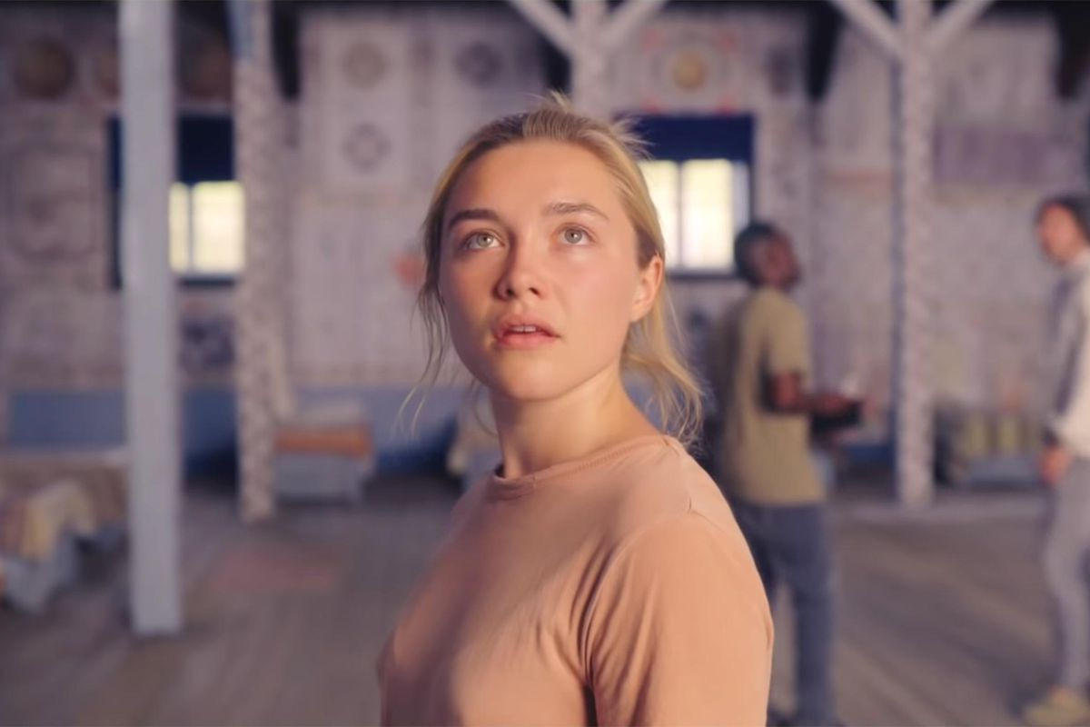 """Midsommar's Ari Aster: """"I keep telling people I want it to"""