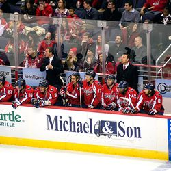 Caps Bench About to Lose