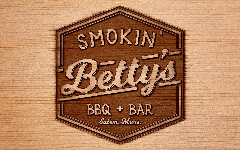 Smokin' Betty's logo
